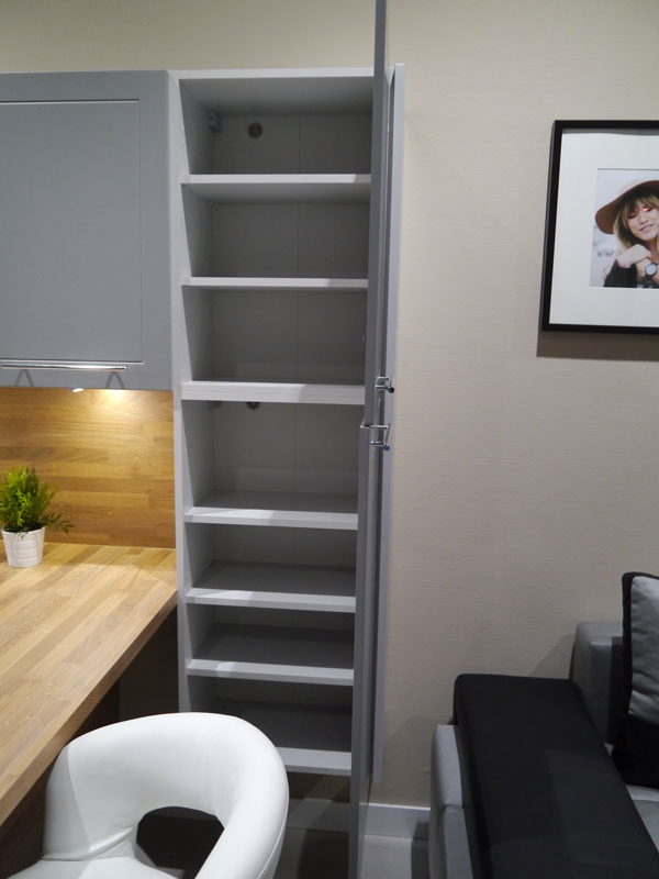 k chenzeile k chenblock k che l form 340x244cm grau dust grey mint 161487 ebay. Black Bedroom Furniture Sets. Home Design Ideas