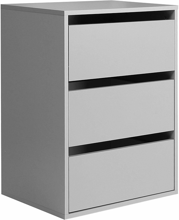 schubkasteneinsatz schubladen zubeh r f r kleiderschrank grau 51cm 77506119 ebay. Black Bedroom Furniture Sets. Home Design Ideas