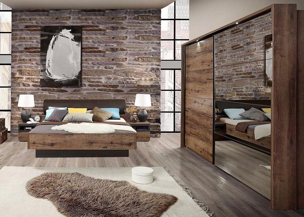 Ebay Schlafzimmer Komplett : schlafzimmer komplett schrank doppelbett 180x200cm script ~ Watch28wear.com Haus und Dekorationen