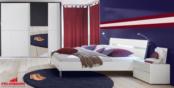 Komplett Schlafzimmer Avanti 4-teilig mit 250cm ...