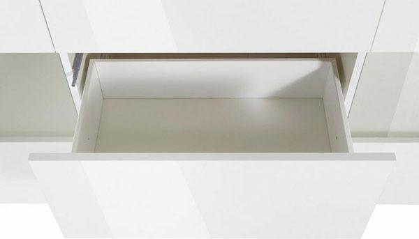 sideboard kommode anrichte 180cm wei hochglanz lackiert 37796034 13663 ebay. Black Bedroom Furniture Sets. Home Design Ideas