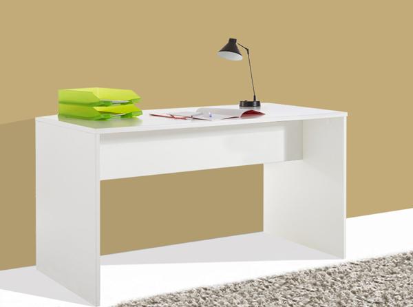 Details Zu Wimex Jugendzimmer Schreibtisch Pc Tisch Joker Weiß 711531 14200