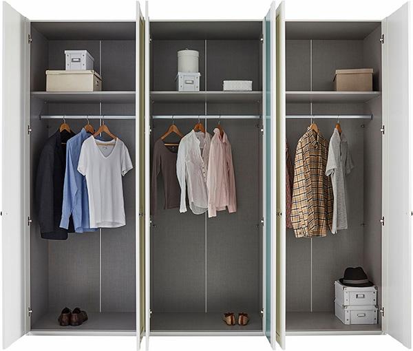Wimex Kleiderschrank Schlafzimmerschrank Newport Weiß
