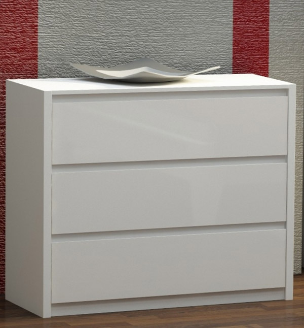 kommode sideboard schrank anrichte hochglanz weiss neu ebay. Black Bedroom Furniture Sets. Home Design Ideas