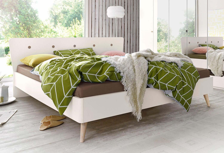 bett weiss 140x200 genial bett x mit bettkasten wei with. Black Bedroom Furniture Sets. Home Design Ideas