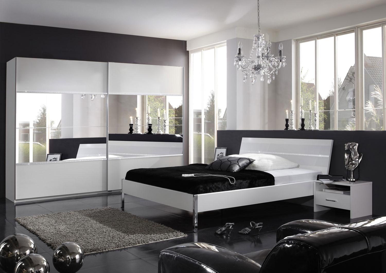 Schlafzimmerschrank modern mit spiegel  Funvit.com | Kinderbett Ikea