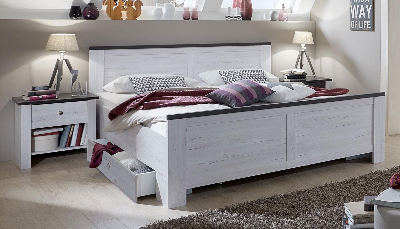 Bettgestell Doppelbett. Great Affordable Rauch Bett Rosenheim ...