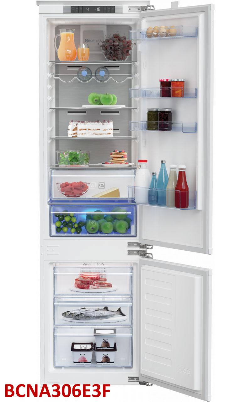 Beko Kühl-Kombination Kühl-/Gefrierkombination Kühlschrank Gefrierschrank Küche - Modell wählbar