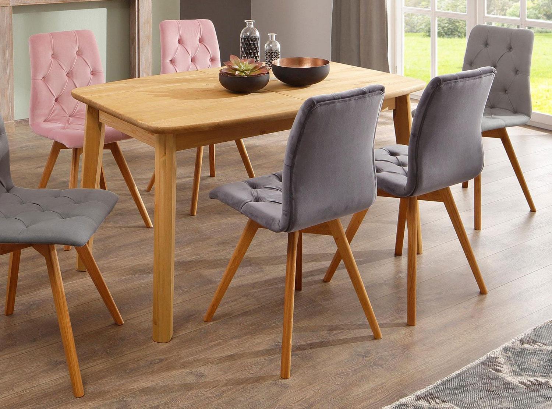 Esstisch Kuchentisch Tisch Landhaus Kiefer Massiv Farbe Und Lange Wahlbar Tische Und Stuhle Esszimmer Feldmann Wohnen Gmbh Online Shop