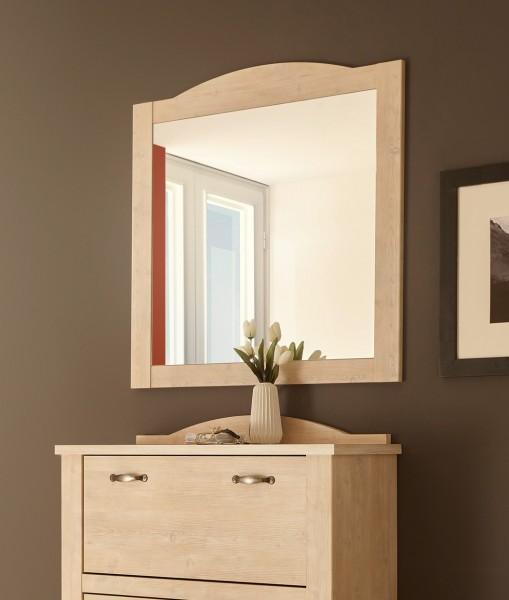 Wandspiegel Arosa Spiegel 96cm weißtanne